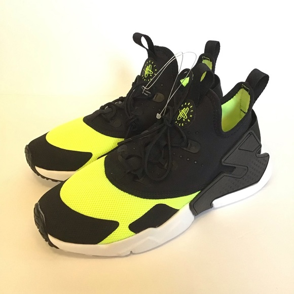 34ac73c8f7aa New Boys Nike Huaraches Drift Sneakers